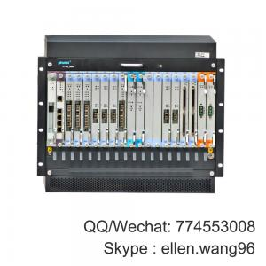 China 2.5G 10G SDH-Based Multi-Service Node fiber optical equipment Transmission on sale