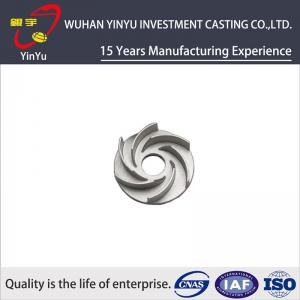 China Mid Temperature Wax Steel Investment Casting Car Parts / Stainless Steel Auto Parts on sale