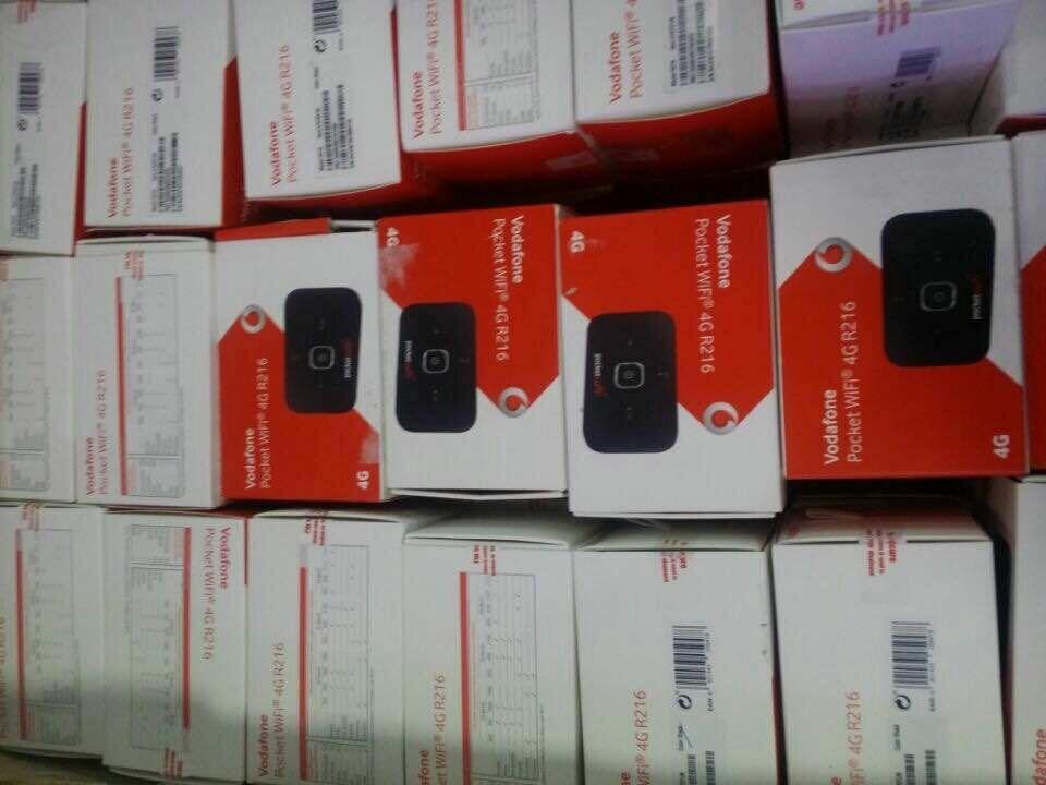 Unlock Vodafone Pocket Wifi R216h - Picture Vodafone and Foto