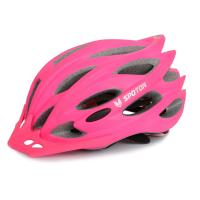 Youth Bicycle Helmets In Mold 3 Color Availale 58cm - 61cm Length 258G 24 Vents