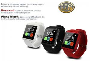 China Los relojes del Smart Watch del reloj de Bluetooth Smartwatch U8 U para el iPhone Samsung HTC Android llaman por teléfono on sale