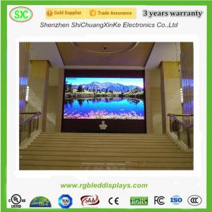 Quality Outdoor P10 Multi Color RGB LED Display Waterproof IP65 , Advertising LED Screen for sale