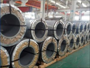 China Customized Cold Rolled Stainless Steel Coils 304 BA / 2B Surface Finish on sale