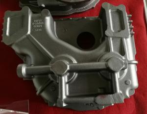 China Cast iron parts,Gray iron castings,  clutch housing  for for forklift truck on sale