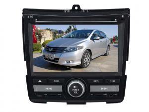 China Bluetooth十分にホンダ・シティのためにリモート・コントロール機能の特別な車DVD GPSプレーヤー on sale