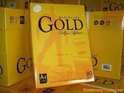 China Gold star paper  A4 Copy Paper 80gsm/75gsm/70gsm on sale