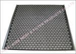 Flat Oil Vibrating Sieving Mesh Screen , Stainless Steel Dewatering Screens