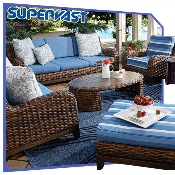 Fantastic Luxury Outdoor Furniture Resin Rattan Wicker Garden Squirreltailoven Fun Painted Chair Ideas Images Squirreltailovenorg
