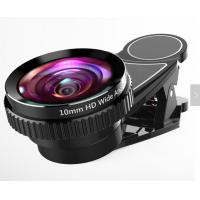 ew arrival  smart mobile 2 in 1 Wide Angle 20x Macro phone camera lens kit