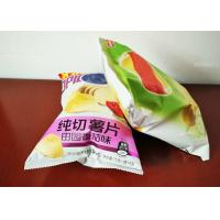 China Custom Printed Flexible Potato Chips Plastic Packaging Bag on sale