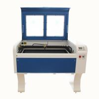 China 100w 1000x600mm Cnc Laser Metal Cutting Machine Water Cooling On Global Market on sale