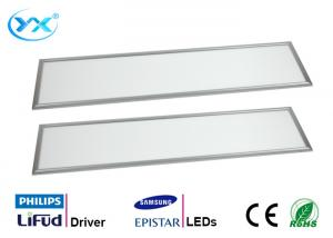 China 5760 - 7200 Im 72W LED Flat Panel Light , LED Suspended Ceiling Light Panel on sale