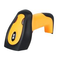 Hot selling 1D wired handheld 32 bit high scan speed decoder for various small barcodes laser barcode scanner good