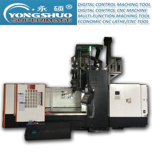 China 5000*2600mm Vertical CNC Lathe Vertical Gantry CNC Machining Center Gantry CNC Milling on sale