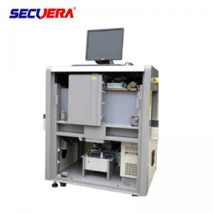 China High Resolution X Ray Security Scanner , X Ray Baggage Inspection System Automatically on sale