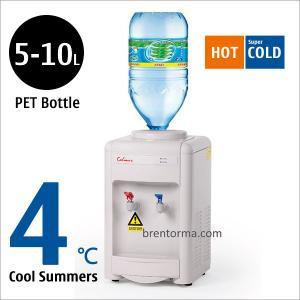 China 5L 8L 10L Bottle Water Dispenser 5 Liter Bottled Water Cooler on sale