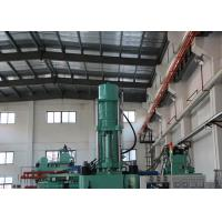 Oil Hydraulic Press Rubber Injection Machine , Silicone Injection Molding Machine Energy Saving