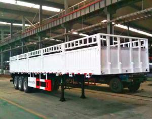 China 3 Axles China utility Trailer, China Cargo Trailer, China Truck Trailer, China sidewall trailer on sale