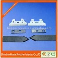 High strength zirconia ceramic blade