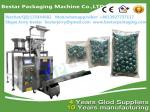 How to pack hardware ,screws,bolts ,nuts into pouch packing machine