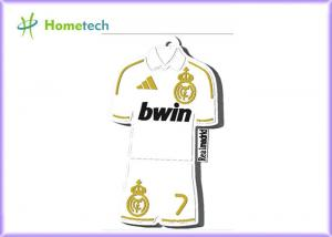 China Customized USB 2.0 Football Clothes Real Madrid Bwin USB flash drive USB Flash Memory Disk Drive on sale