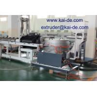 China Drip Irrigation tape Making Machine/Drip Pipe Extruder Machine/ ligne de production de tube d'irrigation on sale