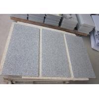 China Bianco Sardo Grey G603 Granite Stone Tiles, light grey granite tiles