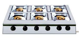 China Multi-Burner Gas Cooker on sale