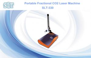 China Acne Scar Removal RF Fractional CO2 Laser Machine , Radio Frequency Equipment on sale