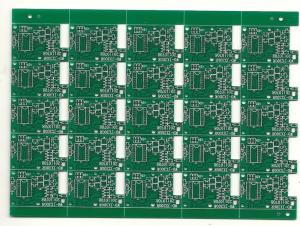 Custom PCB Quick Turn Printed Circuit Boards 2 Layer 1 OZ