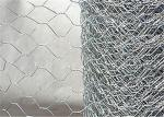 China Small Hexagonal Galvanized Poultry Netting Heat Insulation 0.5m-2m Width wholesale