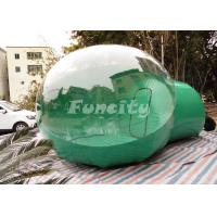 Customized Pvc Material Inflatable Clear Bubble Tent With CE Approved