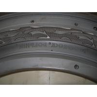 China commande numérique par ordinateur d'acier usinant le moule de pneu de bicyclette/moule précis de pneu on sale
