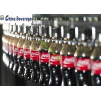 China Cola Carbonated Drink Filling Machine Fully Automatically 18000 Bph Pet Bottle Beverage on sale