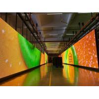 China Concert Auditorium  Indoor Rental LED Display 110v-240v Concert LED Screen Lightweight on sale