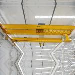 Frequency Conversion FEM 2M/A5 20/5 t Warehouse Overhead Crane