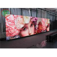 China High clarity 1920hz refresh rate indoor P 4 LED display various cabinet appearances on sale
