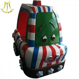 China Hansel amusement park indoor coin operated mini electric children cars for sale on sale