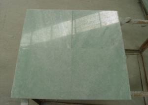 China Ming Green Marble Bathroom Tiles , Natural Stone Bathroom Floor Tiles on sale