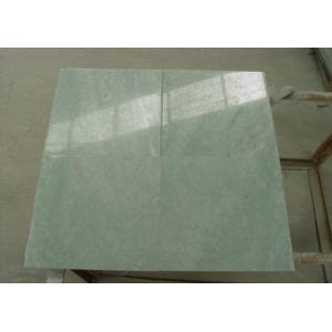 China Ming Green Marble Bathroom Tiles , Natural Stone Bathroom Floor Tiles on sale