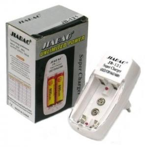 China JIABAO trickle battery charger for AA/AAA/Ni-Mh batteries on sale