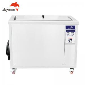 China 96Liters 1.5kw Industrial Ultrasonic Cleaning Machine on sale