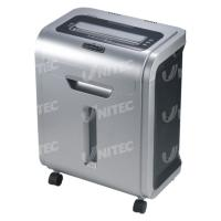 China 8 Sheets 3M / Min Paper Shredder Heavy Duty Office Supplies Equipment on sale