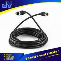 5M Back up Camera Extension Cable 4pin to 4pole Screw on Connector