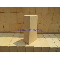 Cement Kiln High Alumina Brick Refractory Chemical Corrosion Resistance