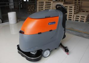 China Low Noise Smart Industrial Floor Cleaning Machines With Side Open Recovery Tank on sale