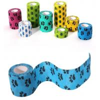 kinesiology tape printing kinesiology tapemedical non-woven orthopedics elastic self-adhesive bandage used for fractures