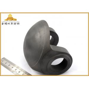 Mirror Polished Tungsten Carbide Seat / Ball Bearing Seat Hign Wear Resistance