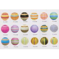 China party decoration paper lantern paper shade string light on sale