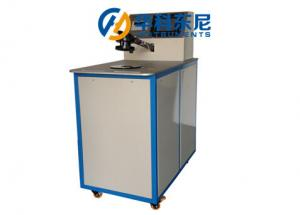 China 220V 50HZ 800W Fabric Air Permeability Automatic Textile Testing Equipment on sale